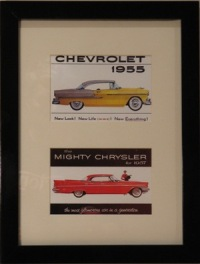 Chevy and Chrysler 200