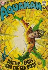 Aquaman 49 200