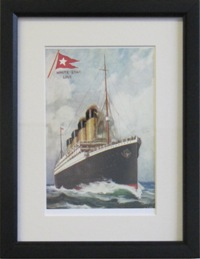 Titanic ship 200
