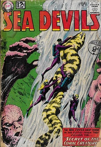 Sea Devils 9 200